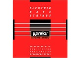 Warwick Red Strings Roundwound Stainless Steel
