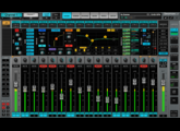 Waves eMotion LV1 Live Mixer – 16 Stereo Channels