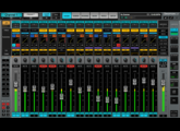Waves eMotion LV1 Live Mixer – 64 Stereo Channels