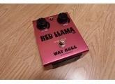 Way Huge Electronics WHE203 Red Llama Overdrive (48119)