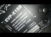 Wharfedale EVP-X18B
