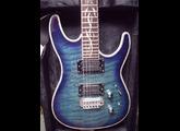 WSL Guitars Deep Blue