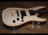 WSL Guitars White Line
