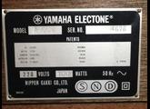 Yamaha Electone A55N