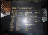 Yamaha FX550