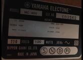 Yamaha MC-400