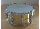 "Yamaha Recording Custom Brass 14x6.5"" Snare"