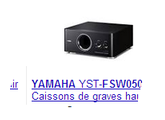 Yamaha YST-FSW050