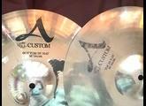 Zildjian A Custom HiHats 14''