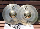 """Zildjian A Custom Rezo Hihats 14"""""""