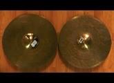 "Zildjian K Custom Session HiHats 14"""