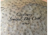 """Zildjian K Custom Special Dry Crash 16"""""""