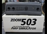 Zoom 503 Guitar & Bass Amp Simulator