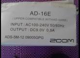 Zoom AD-16 (8878)