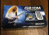 Zoom G2.1DM - Dave Mustaine Signature