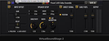 Parallax-Audio VirtualSoundStage 2.0