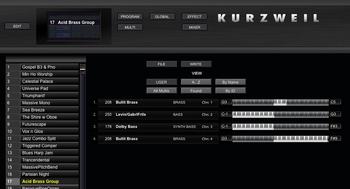 Kurzweil Forte