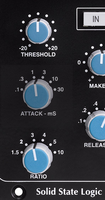 La compression dans le mixage audio