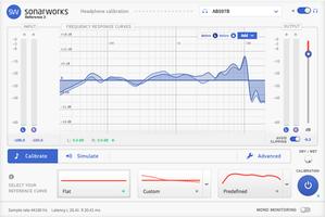 Sonarworks Headphone Calibration
