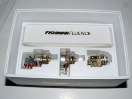 Fishman Fluence Single Width for Strat