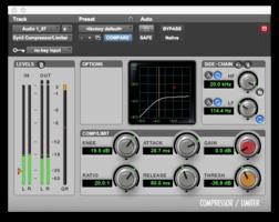 La compression dans le mixage audio en home studio