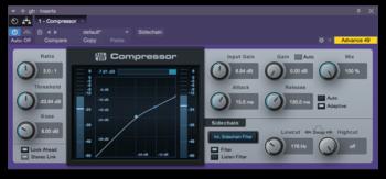 La compression sidechain dans le mixage audio