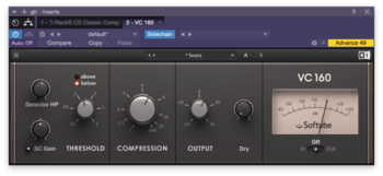 La compression sidechain dans le mixage audio