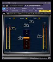 La compression lors du mixage audio