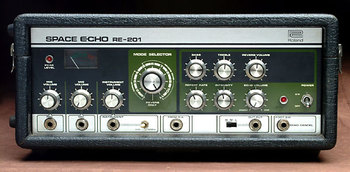 Universal Audio RE-201 Space Echo : Universal Audio RE-201 Space Echo