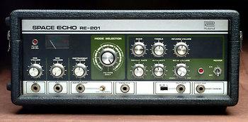 Universal Audio RE-201 Space Echo : Universal Audio RE-201 Space Echo