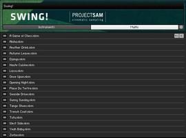 ProjectSAM Swing!