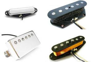 Micros guitare ou basse