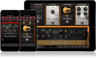 IK Multimedia iRig Acoustic : amplitube acoustic