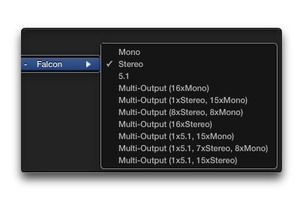 UVI Falcon : Logic Pro XScreenSnapz001
