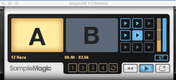 Sample Magic Magic AB Version 2 : New MINI AB