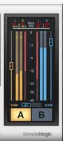 Sample Magic Magic AB Version 2 : Meters