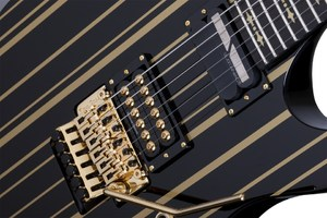 synyster gates s blk gold pickups highres