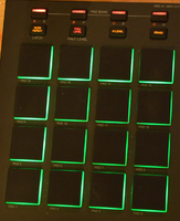 Akai MPC Touch : Pads