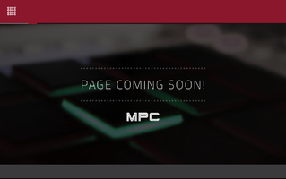 Akai MPC Touch : coming soon