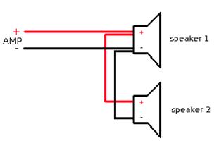 Speakers in parallel