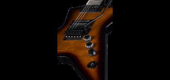 Dean Guitars Stealth Floyd FM : sthftbz v4