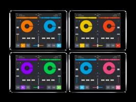Mixvibes Cross DJ 3 HD App