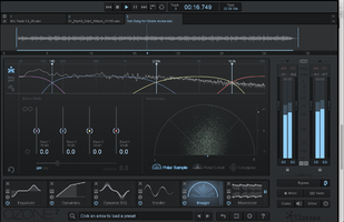 Ozone 7 Advanced standalone GUI