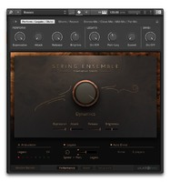 Native Instruments String Ensemble : Knobs