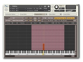 Native Instruments String Ensemble : Layers