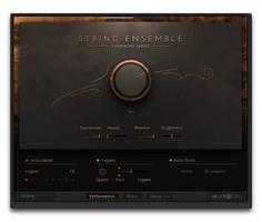 Native Instruments String Ensemble : Performance