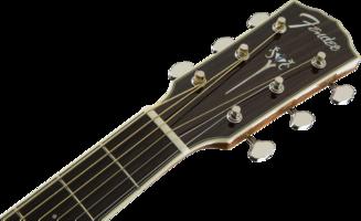 Fender PM-1 Standard Dreadnought : 0960250221 gtr hdstckfrt 001 nr