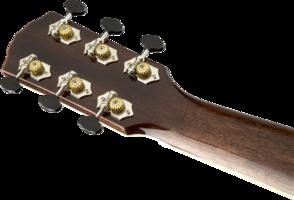 Fender PM-2 Deluxe Parlor : 0960272221 gtr hdstckbck 001 nr
