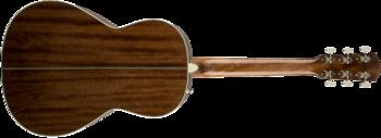Fender PM-2 Standard Parlor : 0960252221 gtr back 001 rr