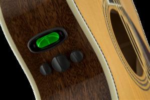Fender PM-3 Standard Triple-0 : 0960251221 gtr frtbdydtl 001 nr